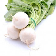 Doğal Beyaz Turp Tohumu - 25 Adet