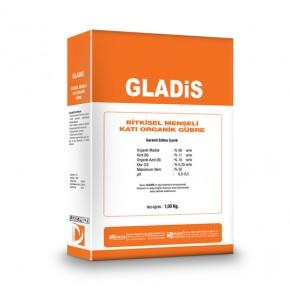 Bitkisel Menşeili Katı Organik Gübre-Gladis-1 Kg
