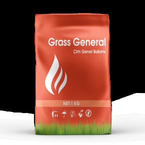 Çim Genel Bakım Gübresi Grass General - 1 Kg