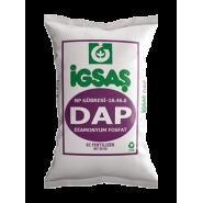 DiAmonyum Fosfat Gübresi - (DAP) - 50 Kg