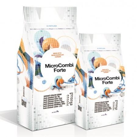 Mikro Bitki Besin Gübresi - Micro Combi Forte - 5 Kg