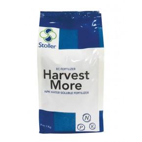 NPK'lı Gübre - Harvest More 12-35-5+4 CaO+TE - 1Kg