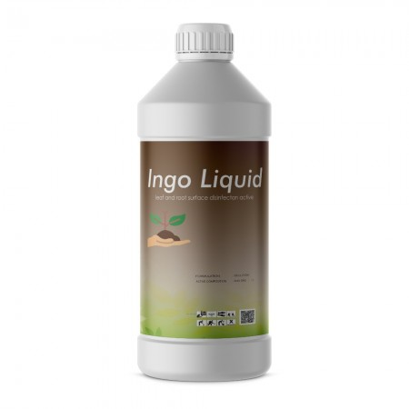 Sıvı Köklendirici Gübre - Ingo Liquid 1 Lt
