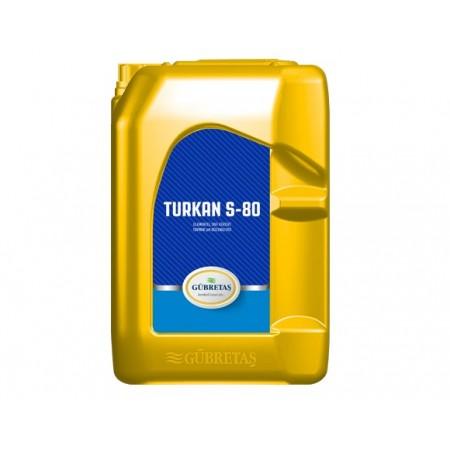Sıvı Kükürt Gübresi-Turkan S-80-20 Lt