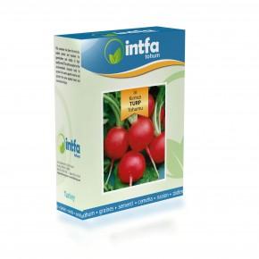 İri Kırmızı Turp Tohumu - 100 gr