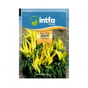 Sarı Süs Biberi Tohumu - 10 gr