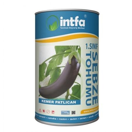 Patlıcan Tohumu Kemer - 500 Gr