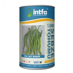 Biber Tohumu Kıl Acı - 500 Gr