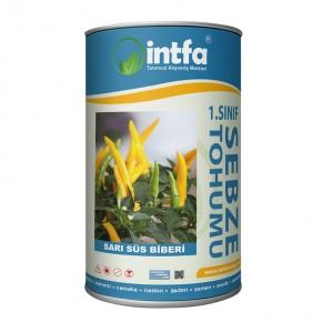 Sarı Süs Biberi Tohumu - 500 gr