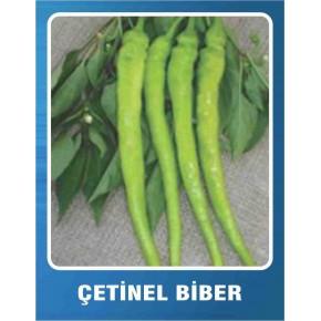 Biber Tohumu Çetinel Kıl Tatlı - 10 gr