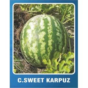 Karpuz Tohumu Crimson Sweet - 10 gr