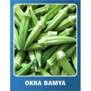 Bamya Tohumu Okra - 10 gr
