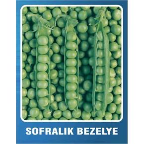 Bezelye Tohumu Sofralık - 10 gr