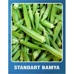 Standart Bamya Tohumu - 10 gr